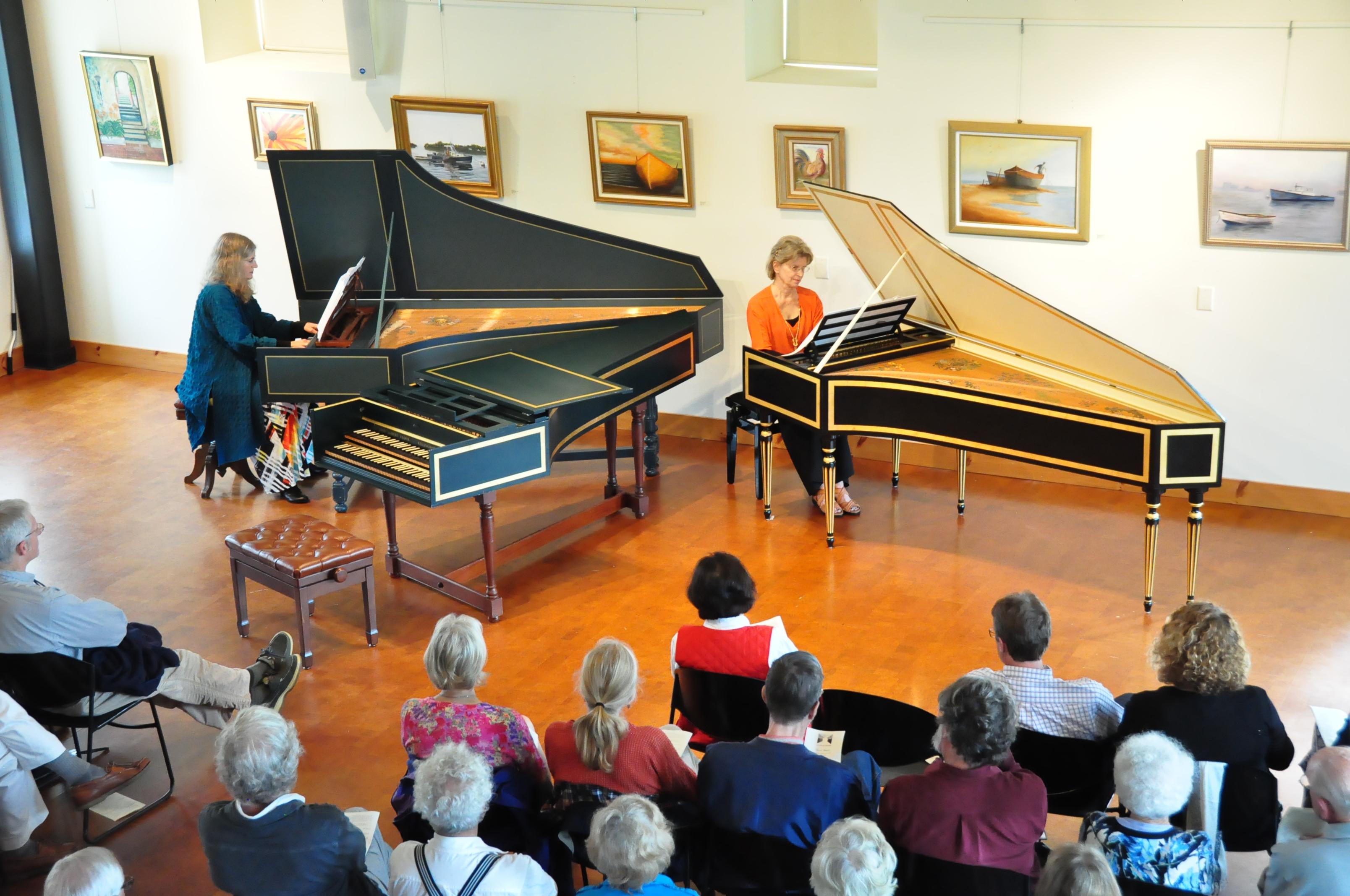 Modern Harpsichord Sonatas | Edwin McLean